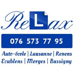 Auto-école Relax  Lausanne