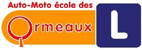 logo Auto moto école des Ormeaux